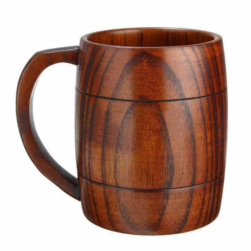 Dřevěný hrneček 300ml