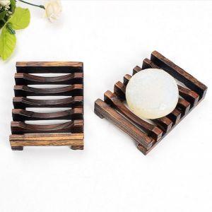 Podložka pod mýdlo dřevěná