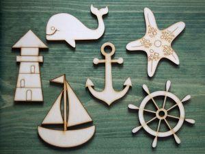 Sada námořnických výřezů