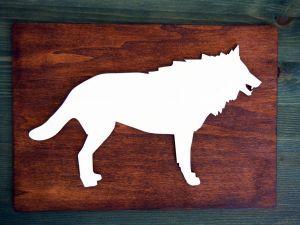 vlk světlý
