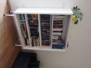 Knihovna renovovaná