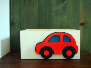 Pastelkovník auto