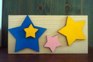 Pastelkovník hvězdy