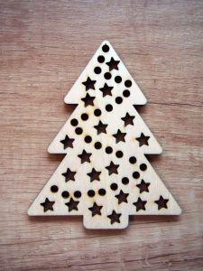 Vánoční ozdoba stromek