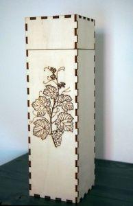 Dárková krabice/box na víno