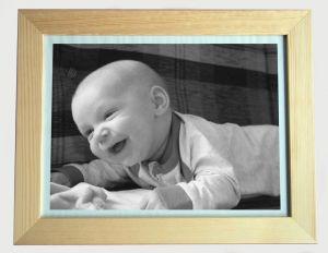 Dřevěný fotorámeček 30x40cm