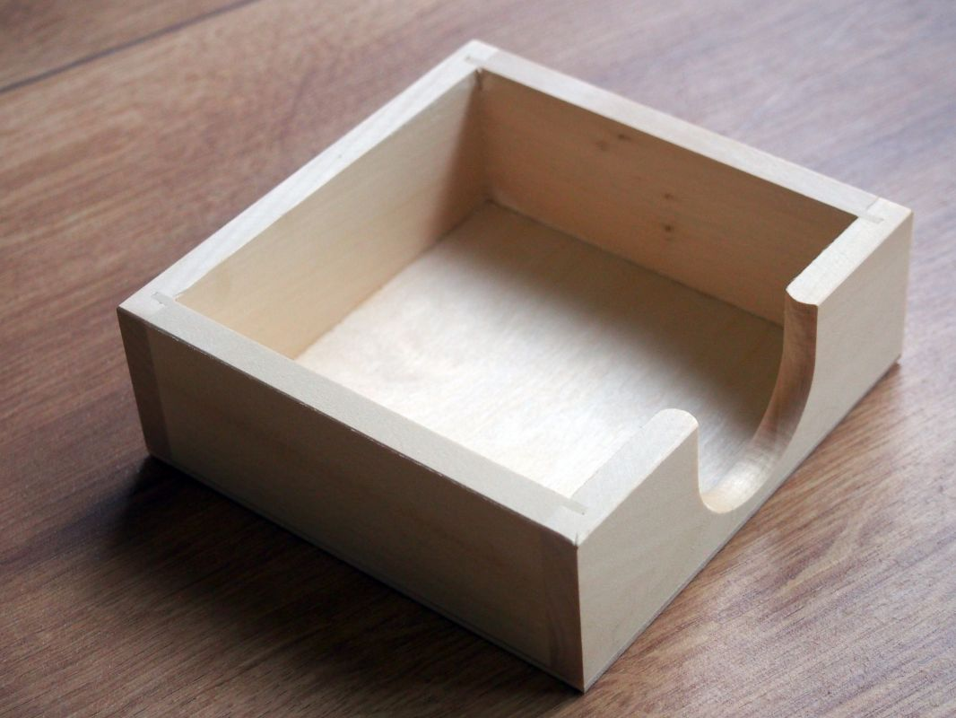 Krabička na podtácky