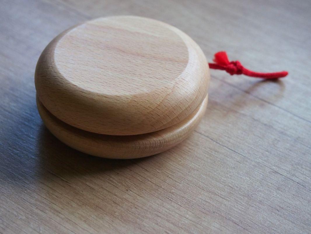 Dřevěné jojo