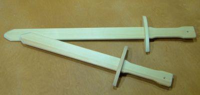 Dřevěný meč 57cm