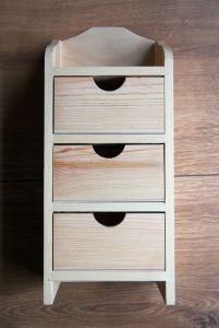 Krabičky a boxy se šuplíčky